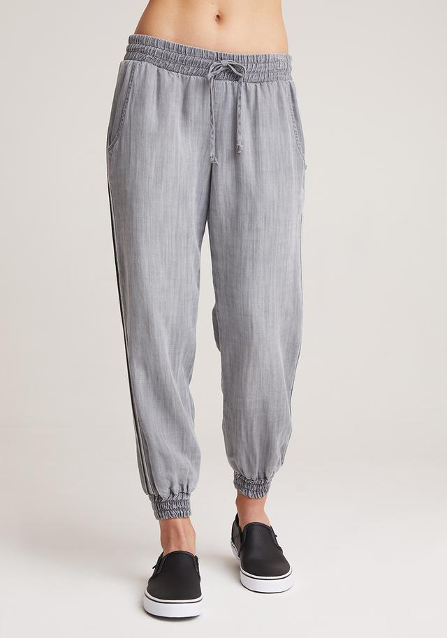 Bella Dahl Trimmed Jogger - civvies - indianapolis clothing boutique