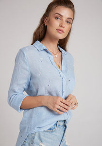 Inside Pocket Button Down - civvies - indianapolis clothing boutique