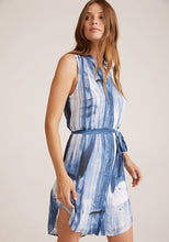 Sleeveless Pleat Front Dress