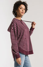 Z Supply Striped Dakota Pullover - civvies - indianapolis clothing boutique