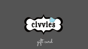 civvies gift card - civvies - indianapolis clothing boutique