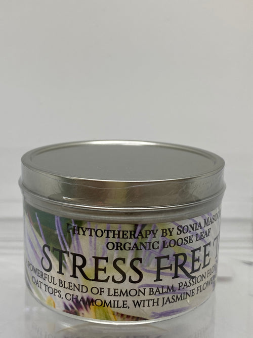 TL - Stress Free Tea