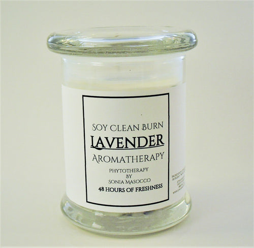 C - Soy Candle - Lavender