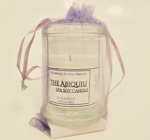 C - Soy Candle Spa Collection- The Abiquiu