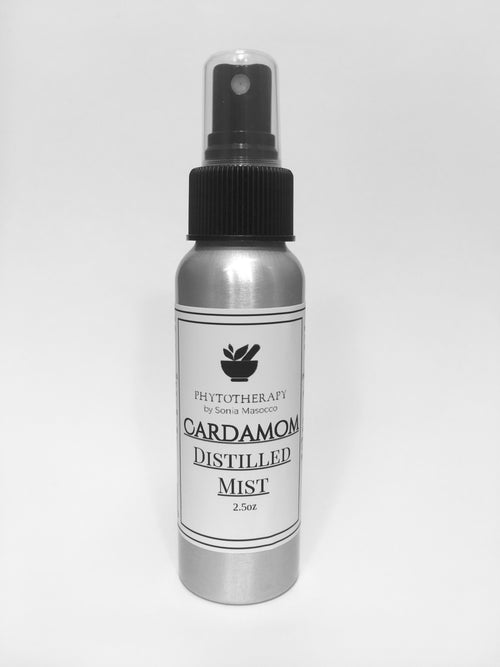 DM - Cardamom Distilled Mist