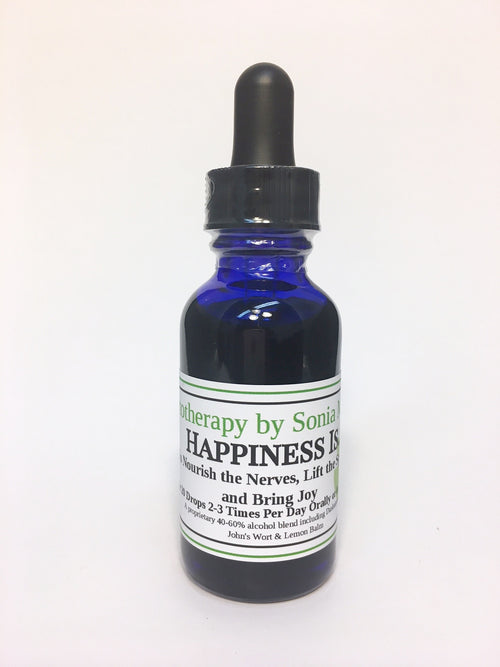 E - Happiness Is... Tincture