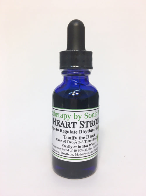 E - Heart Strong Tincture