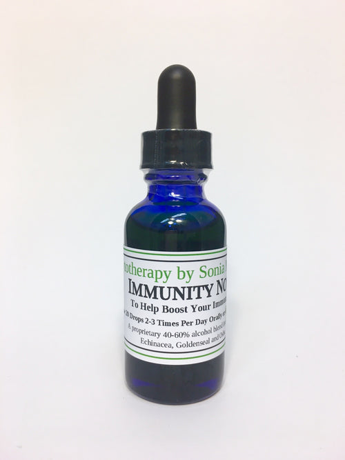 E - Immunity Now Tincture