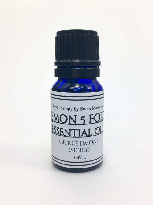 EO - Lemon 5 Fold Essential Oil