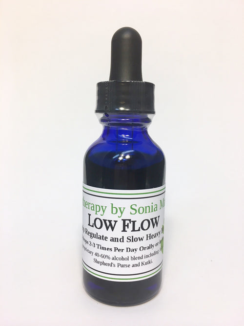 E - Low Flow Tincture
