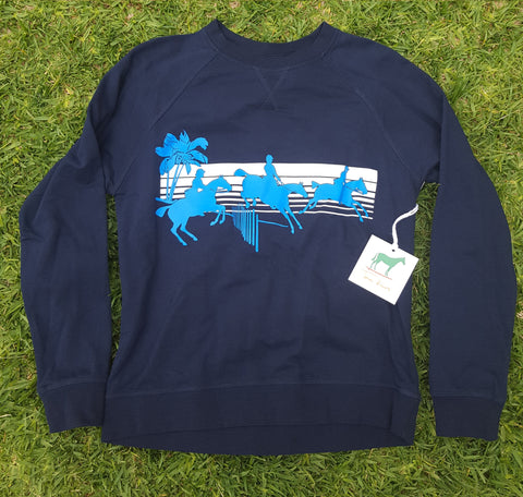 NEW, Ladies Southern California Riding Club Sweatshirt