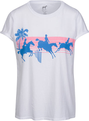Ladies, SoCal Riding Club T-shirt