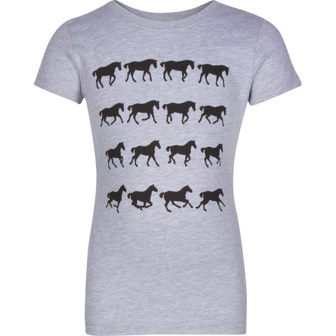 Kids, Gaits of the Horse T-shirt