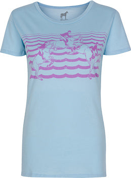 Ladies, A Swell Ride T-Shirt