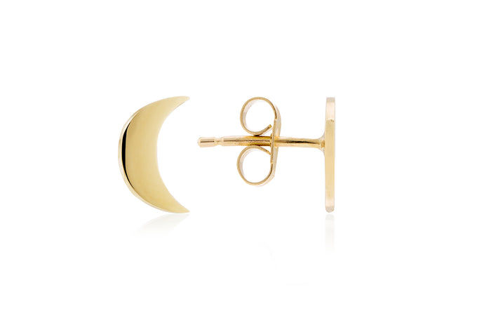 Moon & Moon Earrings - cosmicboulevard