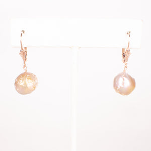 Artemis Pearl Earrings