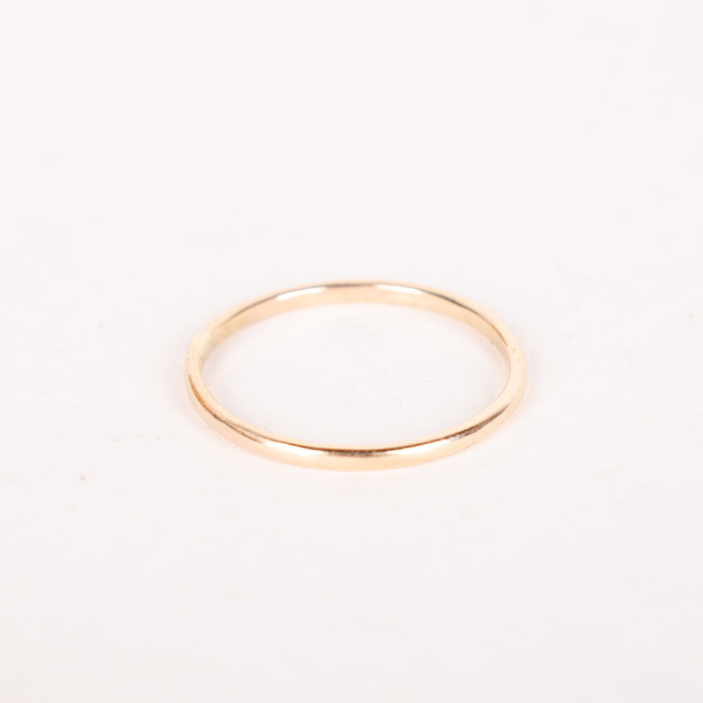 14k Gold-filled Stacker Ring