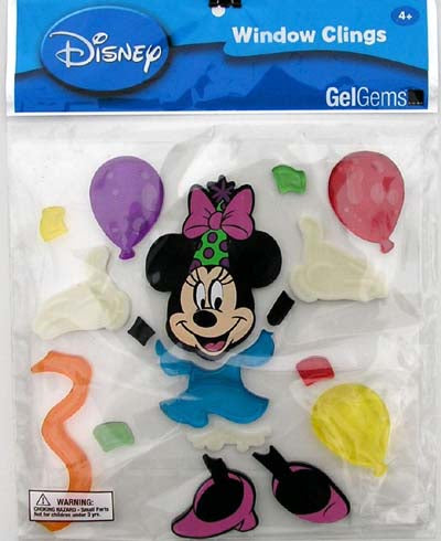 Large bag Disneys Party Minnie GelGems!