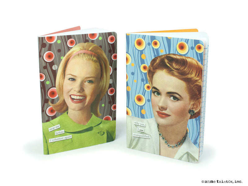 Anne Taintor Notebook Set #72316