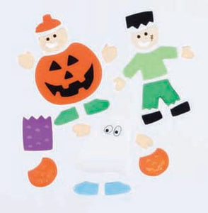 Small Bag of Trick or Treaters GelGems!
