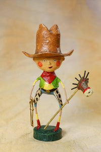 """Getty Up Lil Cowboy"" by Lori Mitchell"