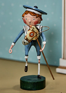 """Fritz"" by Lori Mitchell from the Nutcracker Collection."