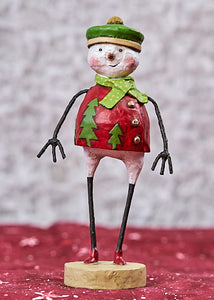 """Frosty Fellow"" by Lori Mitchell"
