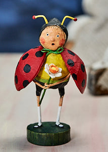 """Little Ladybug"" by Lori Mitchell"