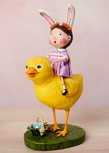 """Ellie's Easter Chick"" by Lori Mitchell"