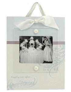 Wedding Frame-Happily Ever After