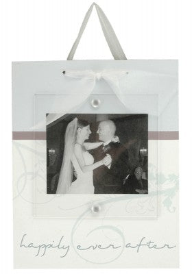 Ribbon Frame - happily ever after
