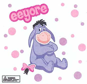 Large bag of Eeyore GelGems!