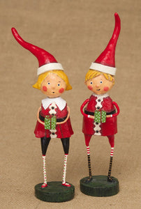 """Santa's Little Helpers"" by Lori Mitchell"