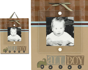 Baby Frame- all boy