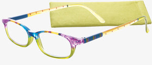 Colorful, Hand-painted eye glasses