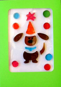 Party Pup GelGems Card!