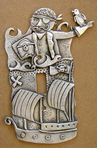 Pirate Switchplate (#61)