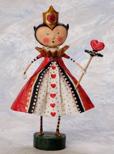 """Queen of Hearts"" by Lori Mitchell"