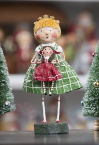 """Holly's New Dolly"" by Lori Mitchell"