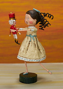 """Clara"" by Lori Mitchell from the Nutcracker Collection"