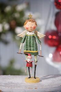 Christmas Puppeteer Angel, Lori Mitchell