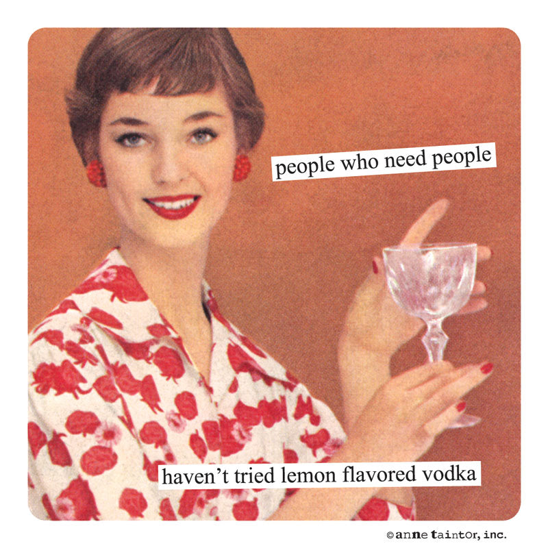 Anne Taintor Cocktail Napkins