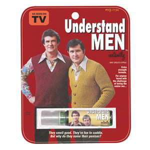 """Understand Men"" Breath Spray"
