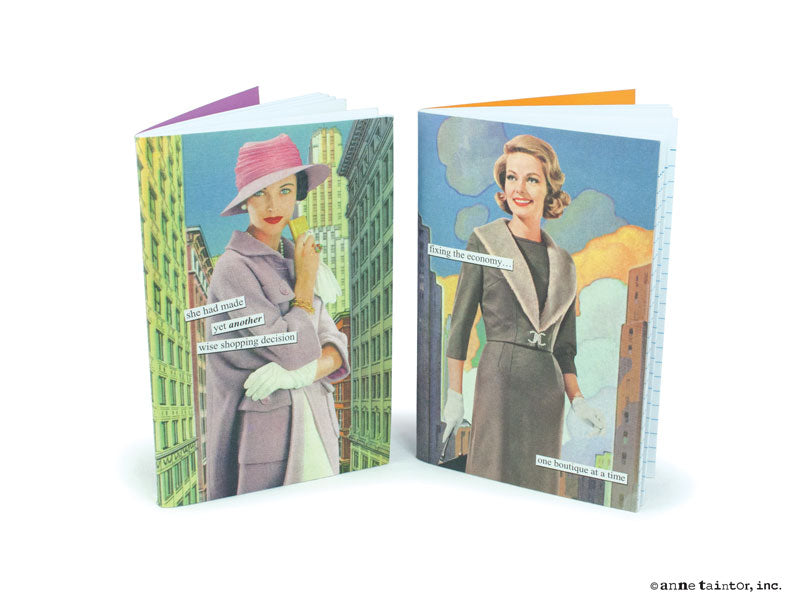 Anne Taintor Notebook Set #72038