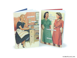 Anne Taintor Notebook Set #72852