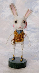"""The White Rabbit"" by Lori Mitchell"