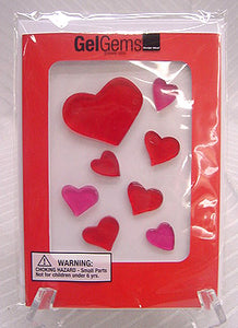 GelGems Card / hearts