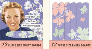 Emery Boards/ volunteer