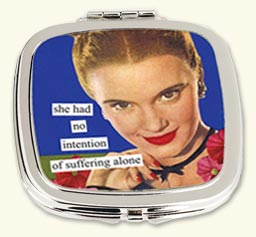 Anne Taintor Compact/Suffering
