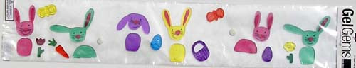 Long bag of funny bunnies GelGems!